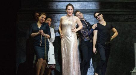 Η όπερα «Αγριππίνα»του Handel στο Αχίλλειο