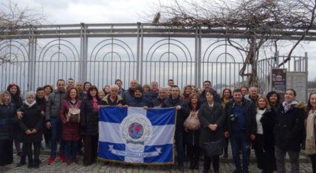 Τριήμερη εκδρομή της Τοπικής Διοίκησης Λάρισας της Διεθνούς Ένωσης Αστυνομικών στην Βουλγαρία