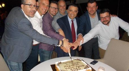 Ο Γεωπονικός σύλλογος Μαγνησίας έκοψε την πίτα του [εικόνες]