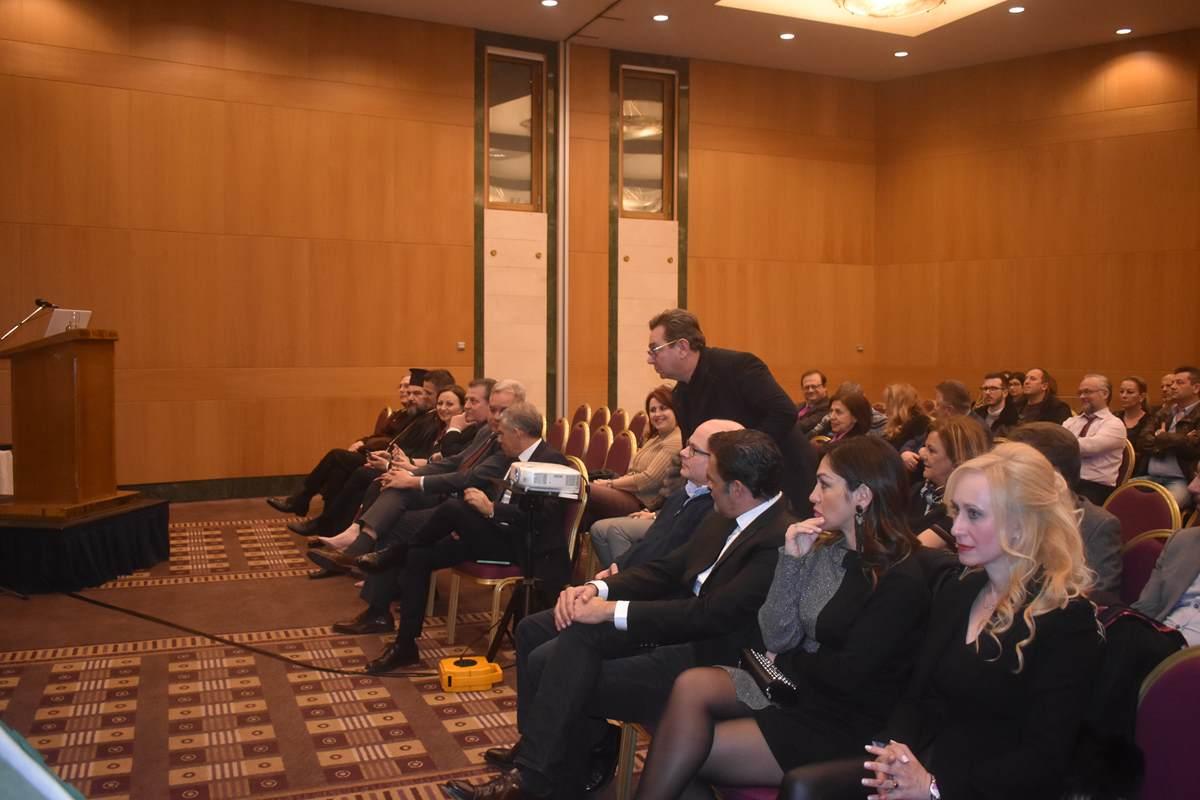 Ξεκίνησε και επίσημα τις διεργασίες του το 6ο Συνέδριο της Στοματολογικής Εταιρείας Θεσσαλίας (φωτο)