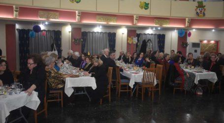 Αποκριάτικη εκδήλωση για φιλανθρωπικό σκοπό διοργάνωσε η Παιδική Στέγη Λάρισας (φωτο)
