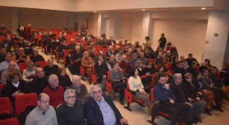 Νίκος Φίλης από Λάρισα: «Ο ΣΥΡΙΖΑ να ξαναγίνει κυβέρνηση με προγραμματικές συγκλίσεις και συνεργασίες στις εκλογές»