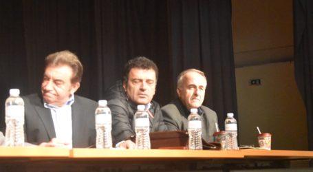 Περιφερειακή σύσκεψη εκπαιδευτικών για τις υπηρεσιακές μεταβολές πραγματοποιήθηκε στη Λάρισα (φωτο)