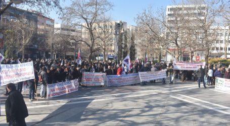Κάλεσμα του Συλλόγου Υπαλλήλων – Εμποροϋπαλλήλων ν.Λάρισας για το συλλαλητήριο της Πέμπτης