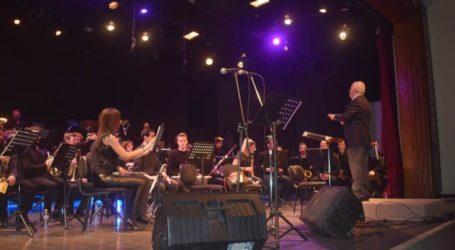 «Μάγεψε» με τη «Μουσική της Πόλης» τους Λαρισαίους η Φιλαρμονική του ΔΩΛ (φωτο – βίντεο)