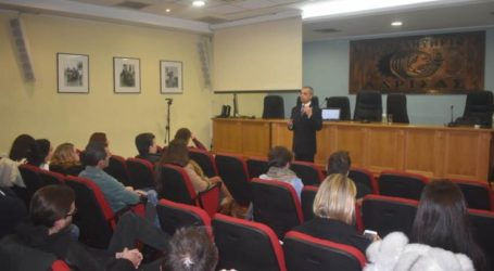 Σεμινάριο για τη «Δημιουργία εξαγώγιμου προϊόντος και εξαγωγικές διαδικασίες» στη Λάρισα (φωτο)