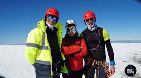 H Ορεινή Ομάδα Διάσωσης της ΕΟΔΥΑ σε Άσκηση Έρευνας Διάσωσης στον Όλυμπο (φωτο)