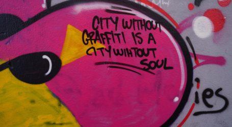 «Πόλη δίχως γκράφιτι είναι μια πόλη χωρίς ψυχή»: Δείτε τα πιο εντυπωσιακά της Λάρισας – 50 φωτογραφίες