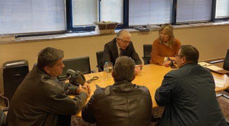 Για επίσπευση διαδικασιών εκτίμησης ζημιών από ακραία καιρικά φαινόμενα δεσμεύθηκε ο νέος διοικητής του ΕΛΓΑ