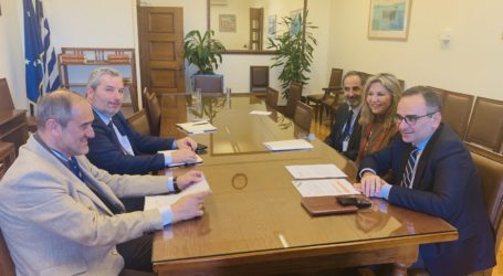 Συνάντηση του Υφυπουργού Υγείας με εκπροσώπους της ΠΑΣΥΠΥ μετά από πρωτοβουλία της Ζ. Μακρή