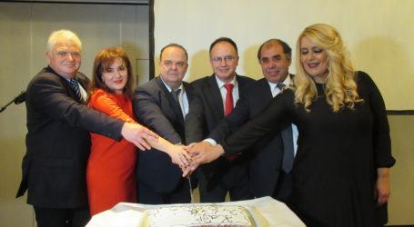 Τ. Μπασδάνης στην κοπή της πίτας του Επιμελητηρίου: Η τοπική επιχειρηματικότητα οφείλει να ανασυνταχθεί [εικόνες]