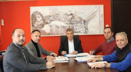 Συντηρεί το οδικό κύκλωμα Κισσάβου με 2,3 εκατ. ευρώ η Περιφέρεια Θεσσαλίας