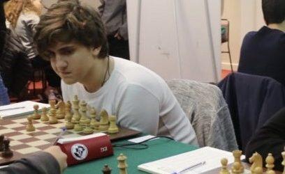 Ο Βολιώτης K. Τσαρσιταλίδης στην Προεθνική Ελλάδος Κ18 στο σκάκι!!