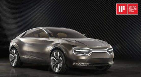 Τα Kia XCeed βραβεύτηκε στα φετινά iF Design Awards