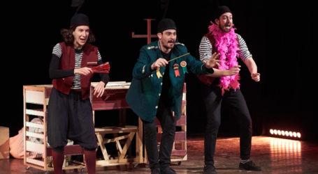 Βόλος:Μίλα και Σουτ –Θέατρο για παιδιά από την ομάδα ΚΟΠΕΡΝΙΚΟΣ