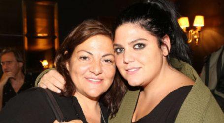 Βίκυ Σταυροπούλου: Εκνευρίστηκε όταν την ρώτησαν για τη δήθεν σχέση της κόρης της με τον Νίνο