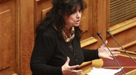 Βαγενά για τα εργασιακά στη Βουλή: Σαφής η πρόταση Τσίπρα για αύξηση του κατώτατου μισθού, ανύπαρκτη η απάντηση Μητσοτάκη