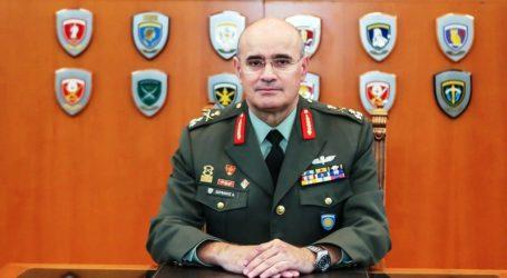 Νέος αρχηγός στην Εθνική Φρουρά ο Δημόκριτος Ζερβάκης