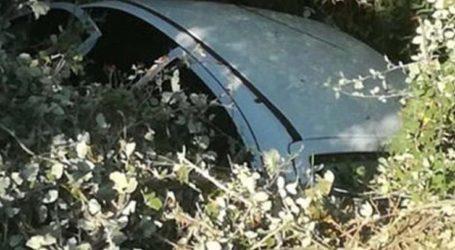 Πήλιο: Αυτοκίνητο έπεσε σε χαντάκι – Σοκ για την οδηγό