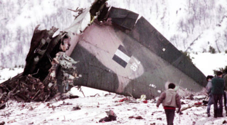 Σαν σήμερα η μαύρη επέτειος της Πολεμικής Αεροπορίας – Η συντριβή του C-130 στο όρος Οθρυς με 63 νεκρούς
