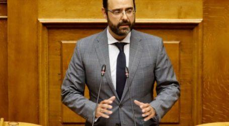 Κ. Μαραβέγιας: Χρηματοδότηση 476.000 ευρώγια δυο γήπεδα στον Δήμο Ζαγοράς – Μουρεσίου