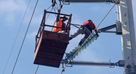 """""""Μπλακ άουτ"""" στη Λάρισα – Χωρίς ηλεκτροδότηση πολλές περιοχές"""