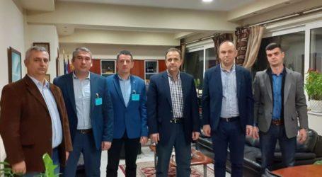 Συνάντηση Αντιπροσωπίας της ΕΣΠΕΛ με τον Ανώτερο Διοικητή Φρουράς Λάρισας