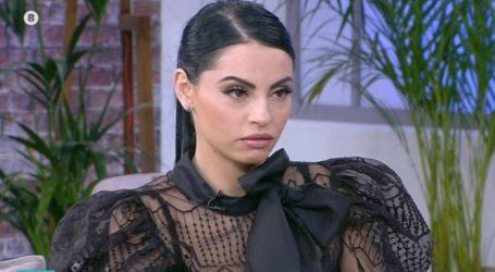 Δήμητρα Αλεξανδράκη: «Μετάνιωσα που πήγα στο My Style Rocks, υπήρχε εμπάθεια απέναντί μου»