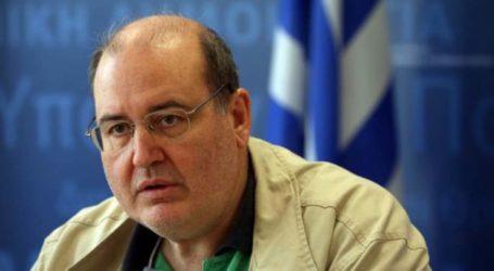 Στη Λάρισα στις 24 Φεβρουαρίου ο πρώην υπουργός Παιδείας Νίκος Φίλης