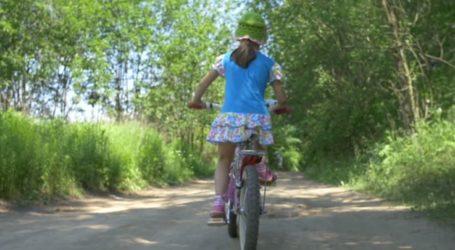 Από τα Τρίκαλα σε νοσοκομείο της Λάρισας κοριτσάκι που τραυματίστηκε ύστερα από πτώση από ποδήλατο