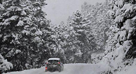 Έρχεται χιονιάς σε Βόλο και Πήλιο – Πότε θα βελτιωθεί ο καιρός