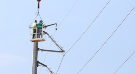Αποκαθίσταται σταδιακά η βλάβη που προκάλεσε τη διακοπή ρεύματος στη Λάρισα