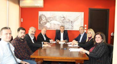 Νέα έργα σε Δήμους Ελασσόνας και Τεμπών από τοLeader