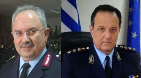 Κρίσεις στην ΕΛ.ΑΣ.: «Θεσσαλάρχης»ο Αστ. Μαντζιώκας, παραμένει αστυνομικός διευθυντής ο Χρ. Σιμούλης