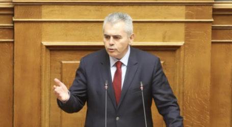Χαρακόπουλος προς Βορίδη: «Πάρτε μέτρα για τις ελληνοποιήσεις πρόβειου κρέατος»