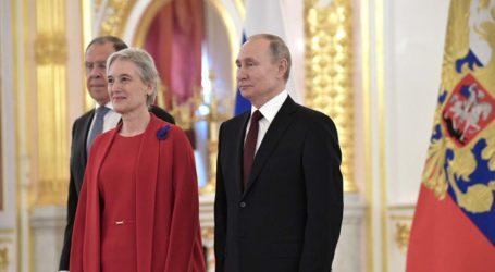 Από τη Σμίξη η νέα πρέσβειρα της Ρωσίας στην Ελλάδα – Είναι συγγενής πρώην δημάρχου Τυρνάβου