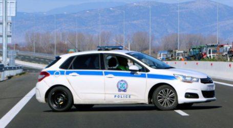 Αστυνομική καταδίωξη στη Λάρισα σαν κινηματογραφική ταινία
