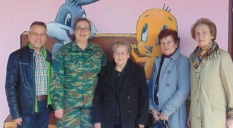 Το ΠΟΚΕΛ πρόσφερε βιβλία στο Βρεφονηπιακό Σταθμό 1ης Στρατιάς