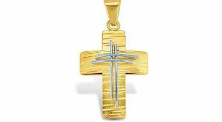 """Βαπτίζετε;   Υπέροχοι σταυροί στο Κοσμηματοπωλείο """"Χρυσόλιθος"""""""