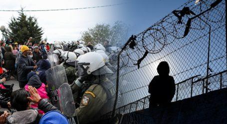 Απευθείας σύνδεση: Ένταση στα Ελληνοτουρκικά σύνορα με πρόσφυγες που θέλουν να μπούνε στη χώρα