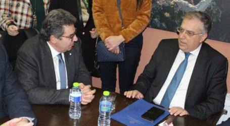 Σύσκεψη την Πέμπτη στο υπουργείο Εσωτερικών για το θέμα της ύδρευσης των Φαρσάλων