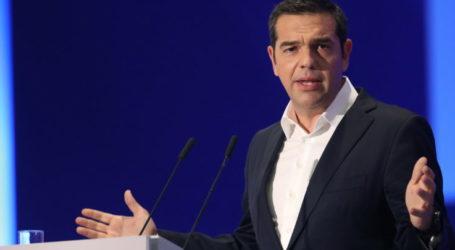 Στη Λάρισα για αγροτικό συνέδριο του ΣΥΡΙΖΑ ο Αλέξης Τσίπρας