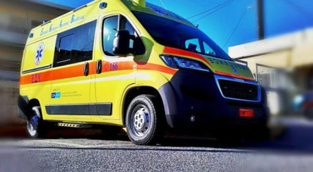 Βόλος: ΙΧ συγκρούστηκε με μηχανάκι – Και δεύτερο τροχαίο σε λίγη ώρα