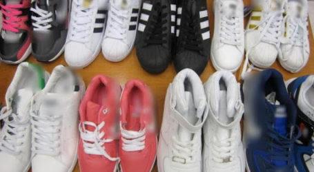 Βόλος: Συνελήφθη να πουλάει παπούτσια χωρίς άδεια