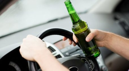 Οδηγούσε μεθυσμένος και συγκρούστηκε με φορτηγό στον αυτοκινητόδρομο Λάρισας – Βόλου