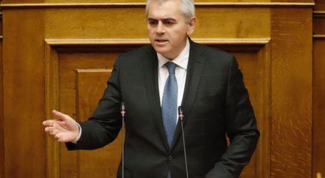 Χαρακόπουλος σε Σταϊκούρα: «Επιστρέψτε τώρα τον προπληρωμένο φόρο στο κρασί – Ένεση ρευστότητας εν μέσω κορωνοϊού»