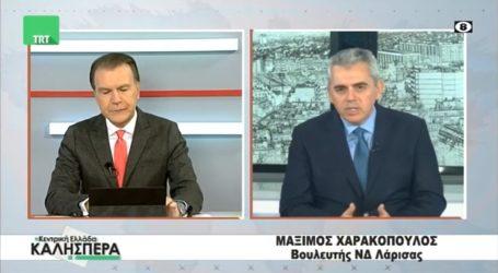Χαρακόπουλος: Δεν χρειάζονται ακραίες κορώνες για τον κορωνοϊό