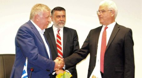 Ο Νασιακόπουλος συγχαίρει την αδελφοποιημένη κοινότητα Πισουρίου που ονομάστηκε «Περιβαλλοντική πρωτεύουσα της Κύπρου»