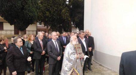 Στον Πυργετό την Κυριακή της Ορθοδοξίας ο δήμαρχος Τεμπών