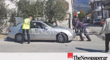 ΤΩΡΑ: Τροχαίο ατύχημα στον Βόλο – Λεωφορείο συγκρούστηκε με ΙΧ [αποκλειστικές εικόνες]